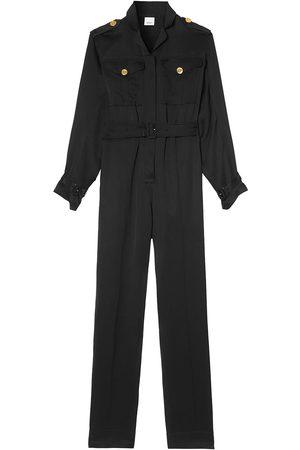 Burberry Senhora Macacões - Belted jumpsuit