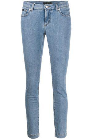 Dolce & Gabbana Skinny cropped jeans