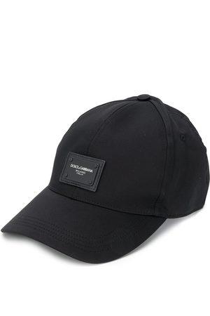 Dolce & Gabbana Homem Chapéus - Logo patch baseball cap