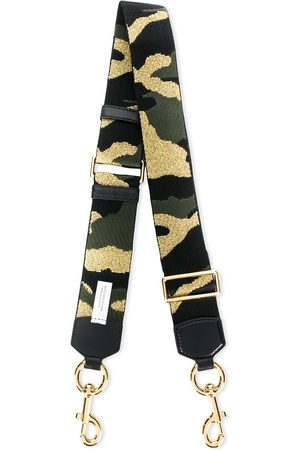 Marc Jacobs The Camo webbing strap