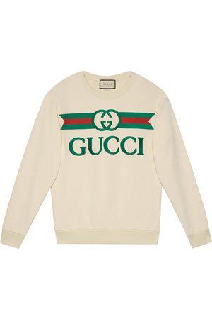 Gucci Logo printed sweatshirt