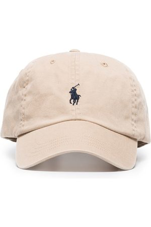 Polo Ralph Lauren Logo-embroidered cotton-canvas cap