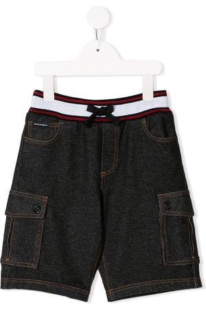 Dolce & Gabbana Cargo denim shorts
