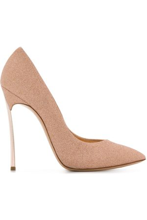 Casadei Sparkle detail pumps