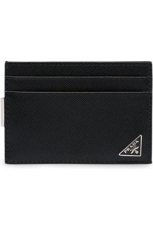 Prada Money clip cardholder