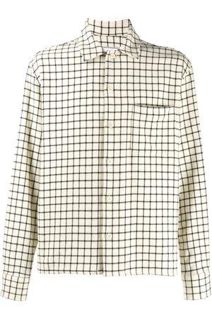 Ami Camp Collar Overshirt