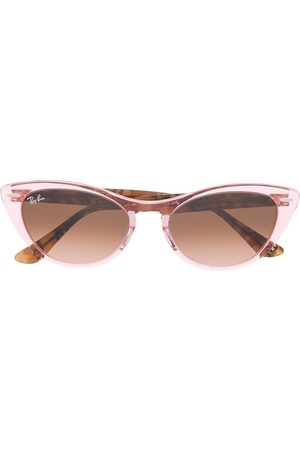 Ray-Ban Senhora Óculos de Sol - Two-tone cat-eye frame sunglasses