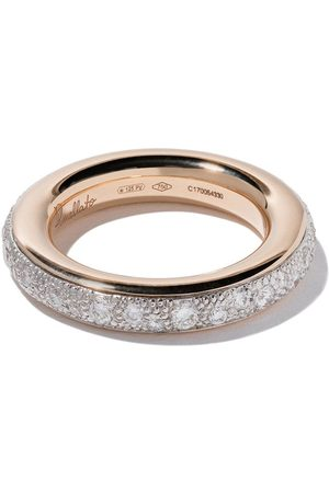 Pomellato 18kt rose gold Iconica diamond ring