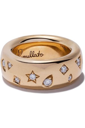 Pomellato 18kt Iconica diamond ring