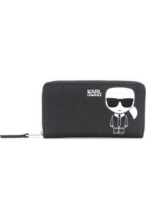 Karl Lagerfeld Logo purse