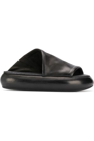 MARSÈLL Single strap platform sandals