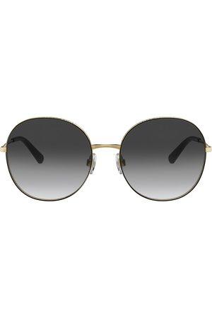 Dolce & Gabbana Logo frame sunglasses
