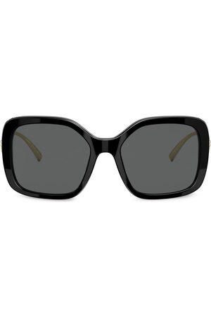 VERSACE Oversized frame sunglasses