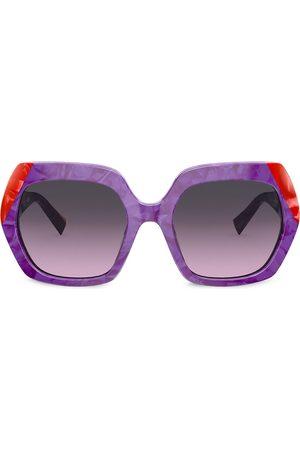 ALAIN MIKLI Oversized sunglasses
