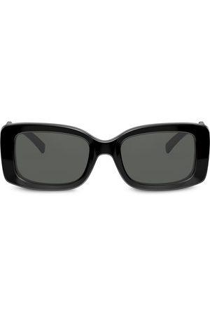 VERSACE Rectangular frame sunglasses