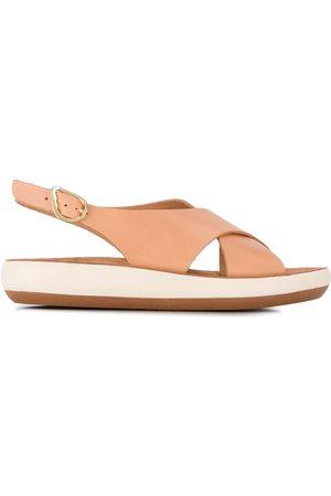 Ancient Greek Sandals Maria platform sandals