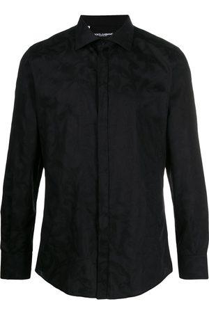 Dolce & Gabbana Baroque-printed shirt