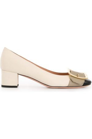 Bally Jackie buckled pumps