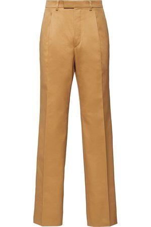 Prada Straight-leg tailored trousers