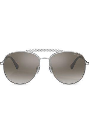 Miu Miu Embellished aviator sunglasses