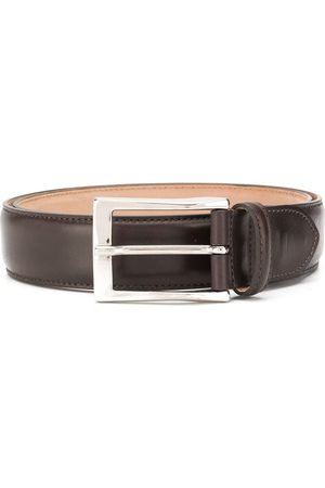 Scarosso Classic square buckle belt