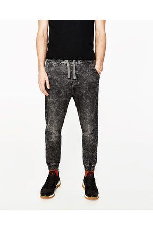 Homem Zara JOGGER CHINO - Disponível em mais cores