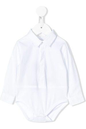 Dolce & Gabbana Kids Pointed collar body