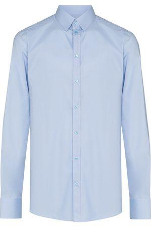 Dolce & Gabbana Spread collar tailored shirt