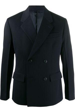 Prada Double-breasted gabardine jacket