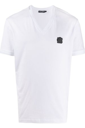 Dolce & Gabbana Logo patch T-shirt