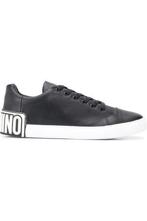 Moschino Homem Tops & T-shirts - Logo low-top sneakers