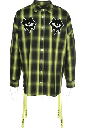 HACULLA Signature Eyes checked shirt