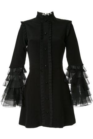 Macgraw Sincerity ruffle sleeve dress