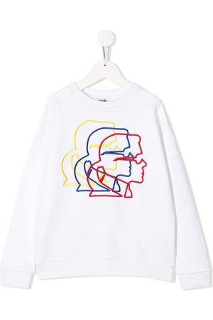 Karl Lagerfeld Kameo Bauhaus Ssweatshirt