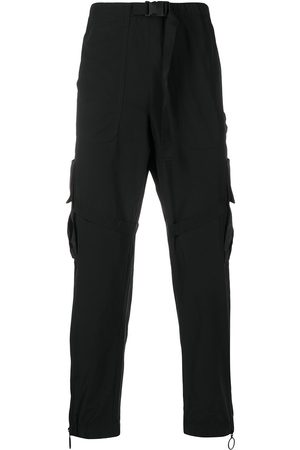 OFF-WHITE NYLON CARGO PANT WHITE