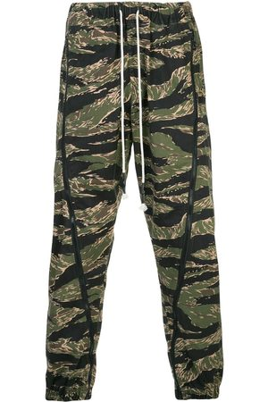 MOSTLY HEARD RARELY SEEN Camouflage track pants