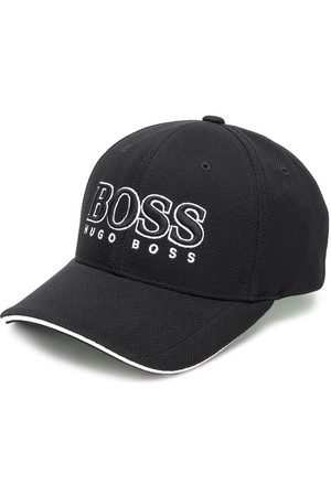HUGO BOSS Waffled logo cap