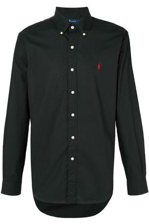 Ralph Lauren Homem Formal - Contrast logo shirt