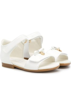 Dolce & Gabbana Flat sandals with bow