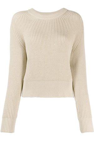 Ami Crewneck knitted jumper