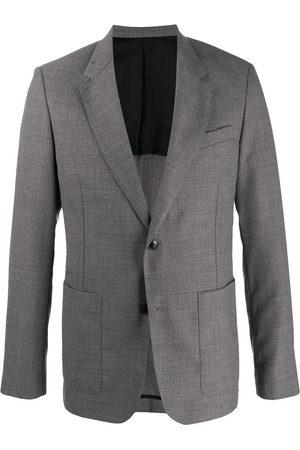 Ami Paris Homem Blazers - Classic button-up blazer