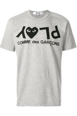 Comme des Garçons Homem T-shirts & Manga Curta - Play T-shirt