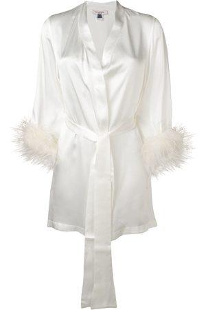 Gilda & Pearl Senhora Roupões de Banho - Mia satin robe