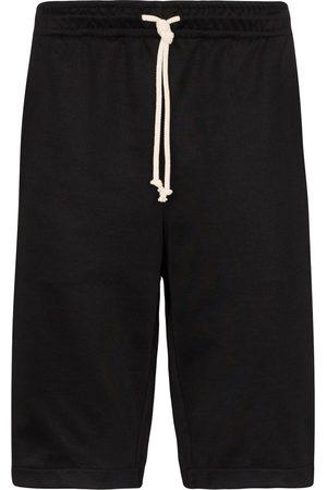 Gucci GG web track shorts