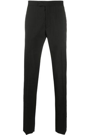Paul Smith Homem Calças Formal - Tailored tuxedo trousers