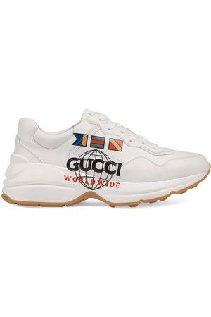 Gucci Senhora Ténis - Rhyton Worldwide sneakers