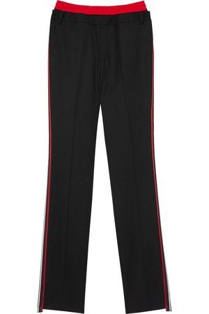 Burberry Double-waist track pants