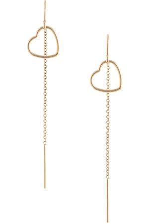 Petite Grand Hear thread through earrings