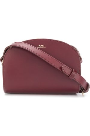 A.P.C Half moon shoulder bag