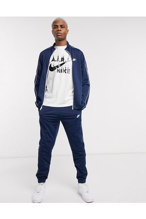 Nike Tracksuit set in navy